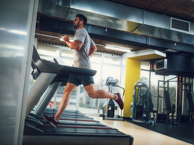 HOW TO TRAIN FOR THE 3 PEAKS CHALLENGE IN THE GYM